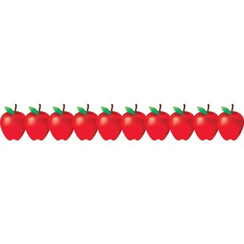 Red Apples Border