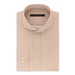 Sean John Mens Dress Shirt Printed Tailored Fit (5 options available)
