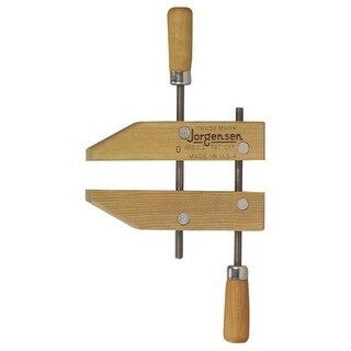 Jorgensen 1 Wooden Hand Screw Clamp, 10""