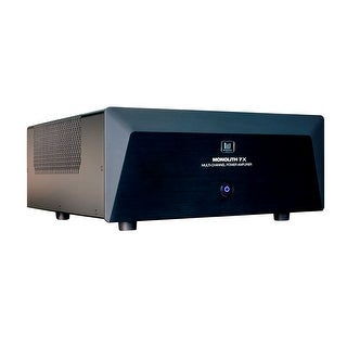 Monoprice Monolith 7x200 Watts Per Channel Multi-Channel Home Theater Power Amplifier