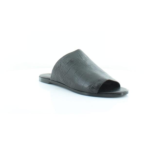 Rachel Zoe Belcaro Women's Sandals & Flip Flops Black - 11