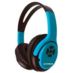 Xtreme XT-51413 Talk N' Walk Bluetooth Headphones (Blue)