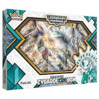 Pokemon PKU80383 Shiny Zygarde-GX Box