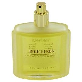 BOUCHERON by Boucheron Eau De Parfum Spray (Tester) 3.4 oz - Men