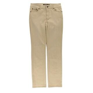 Lauren Ralph Lauren Womens Flare Jeans Denim Flare