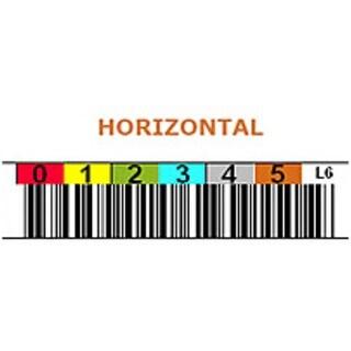 Tandberg Data Barcode Label - 100 / Pack