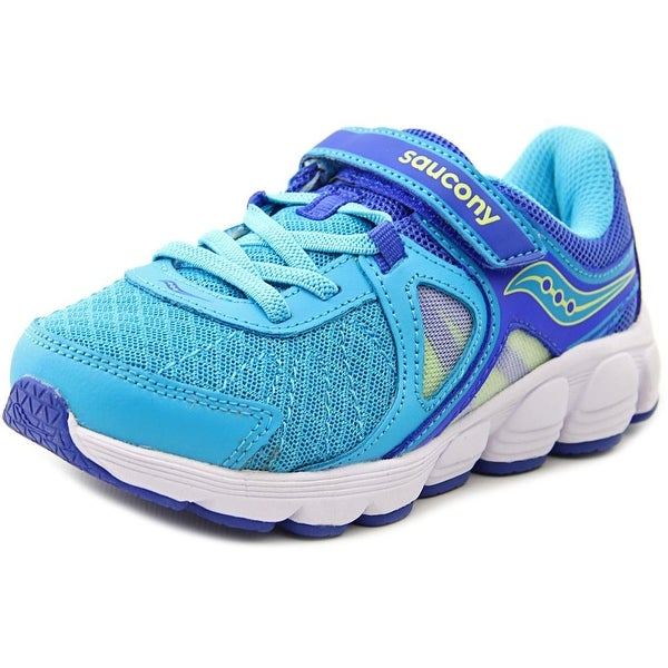 Saucony G Kotaro 3 A/C Youth Round Toe Synthetic Blue Running Shoe