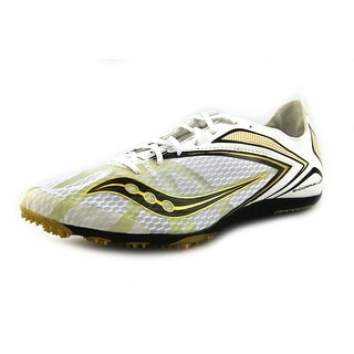 Saucony Endorphin LD3 Round Toe Canvas Running Shoe