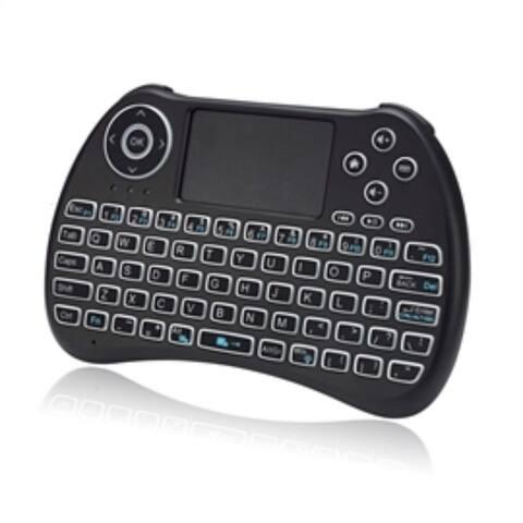Adesso Keyboard WKB-4040UB Wireless Palm size mini keyboard Retail
