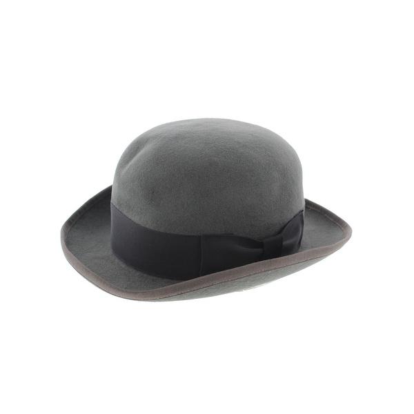 0005b7b563ec6 Shop Hats in the Belfry Mens Tammany Derby Hat Wool Banded - Ships ...