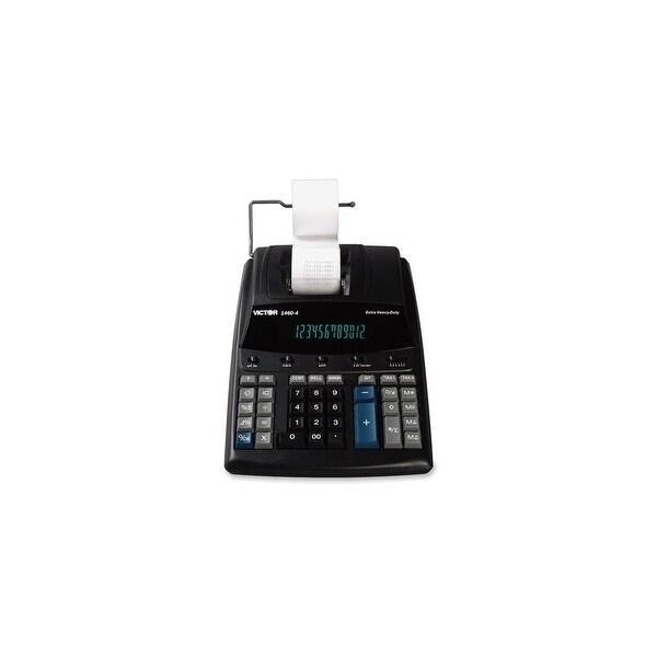 Victor Extra Heavy Duty Printing Calculator Printing Calculator