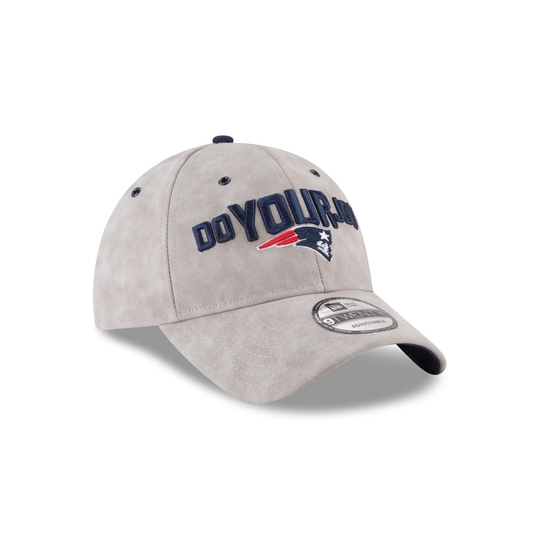 1c0c6e00 Shop New England Patriots 2018 Spotlight 9TWENTY Adjustable ...