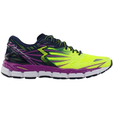 361 Degrees Sensation 2 Womens Running Sneakers Shoes - Yellow