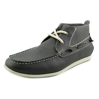 Madden Men Groto 2 Moc Toe Leather Boat Shoe