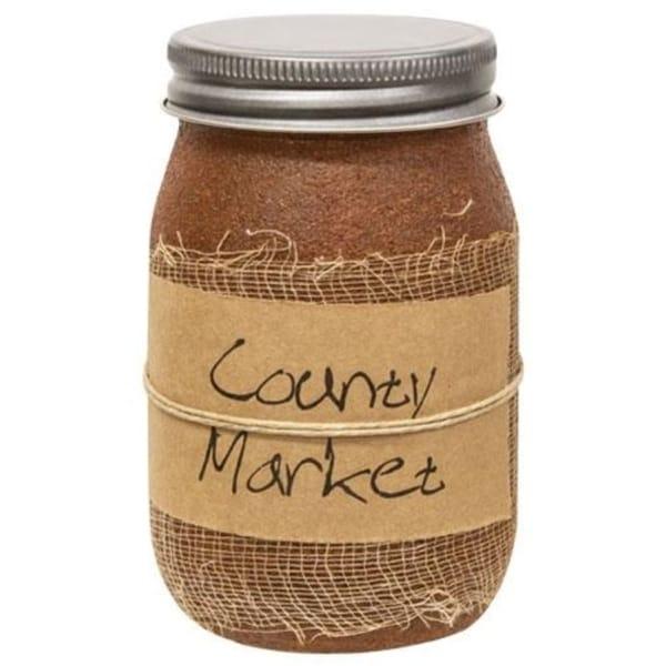 County Market Jar Candle 16oz