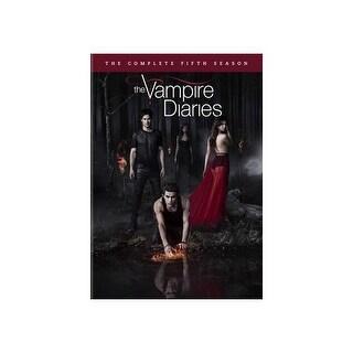 VAMPIRE DIARIES-COMPLETE 5TH SEASON (DVD/5 DISC)