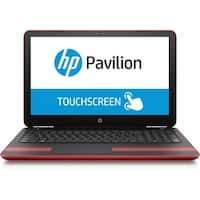 "Refurbished - HP Pavilion 15-aw005cy 15.6"" Touch Laptop AMD A9-9410 2.9GHz 6GB 1TB Windows 10"