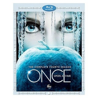 ONCE UPON A TIME-COMPLETE 4TH SEASON (BLU-RAY/5 DISC/WS)