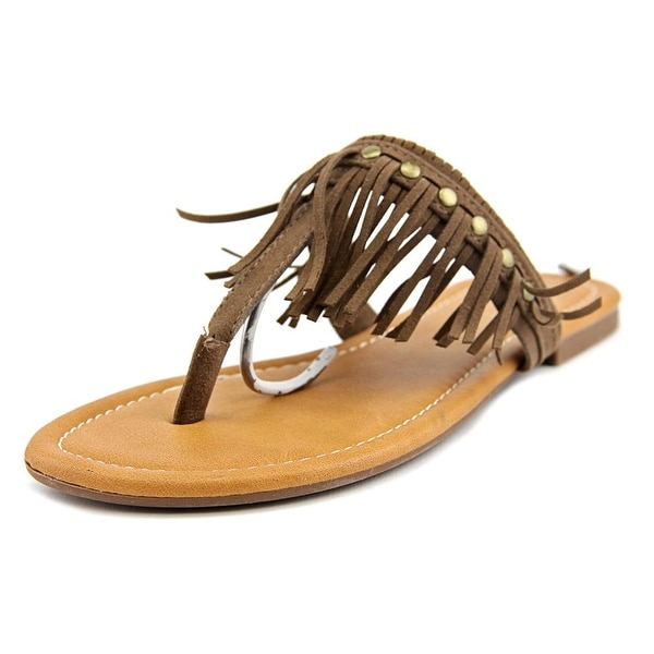 Sugar Prairie Brown Sandals