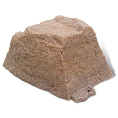 Small Artificial Rock Cover for Outlets & Septic Cleanouts