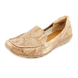 Easy Spirit Abide Moc Toe Leather Loafer