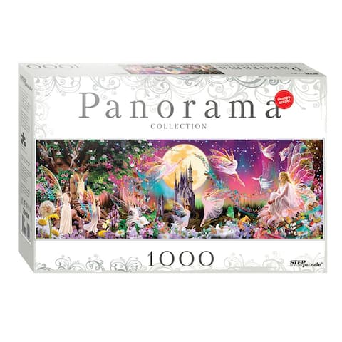 Fairy Dance 1000 Piece Jigsaw Puzzle for Kids & Adults