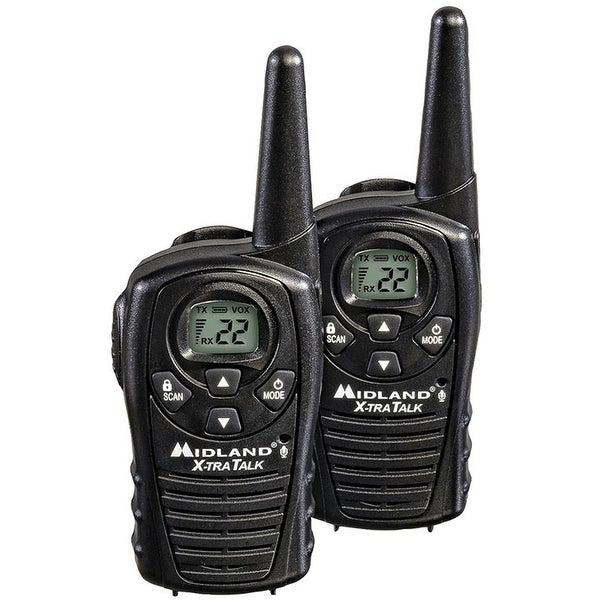 Midland 22 Channel Radios Pair