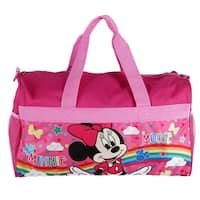 981a04dfec6 Shop Disney Kids  12-inch Minnie Mouse Backpack - one size - Free ...