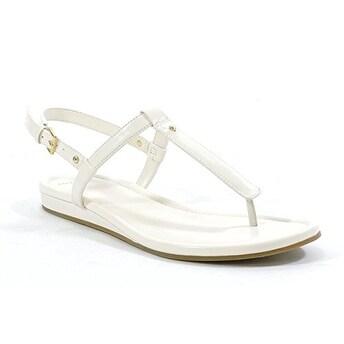 Cole Haan Womens BOARDWALK Split Toe Casual Gladiator Sandals