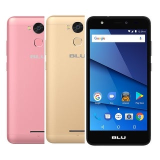 BLU Studio J8 S650P 3G 8GB Unlocked GSM Dual-SIM Phone w/ 8MP Camera