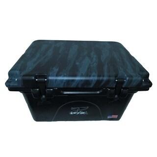 ORCA 26 Quart A-Tacs LE Camo Lid Black Cooler with Handles