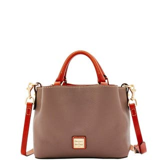 Dooney & Bourke Pebble Grain Mini Barlow (Introduced by Dooney & Bourke at $228 in Oct 2016) - Elephant https://ak1.ostkcdn.com/images/products/is/images/direct/c32d5c33fe15968acc145ab66f720820e50d0698/Dooney-%26-Bourke-Pebble-Grain-Mini-Barlow-%28Introduced-by-Dooney-%26-Bourke-at-%24228-in-Oct-2016%29.jpg?impolicy=medium
