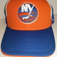 NY Islanders Mens Size Osfa Reebok Super Flex Stretch Fit Hat