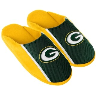 Green Bay Packers Jersey Slide Slippers