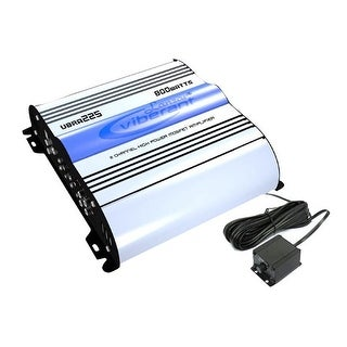 800 Watt 2 Channel Mosfet Amplifier