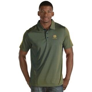 University of Notre Dame Men's Quest Polo Shirt