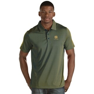 University of Notre Dame Men's Quest Polo Shirt (3 options available)