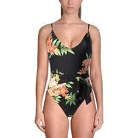 ebed83562dc Shop Kate Spade Womens Scalloped Studded One-Piece Swimsuit - Free ...
