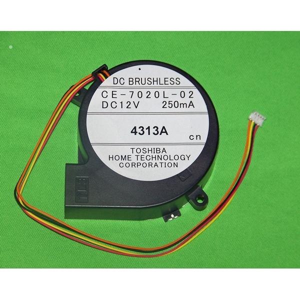 Epson Projector Intake Fan - CE-7020L-02