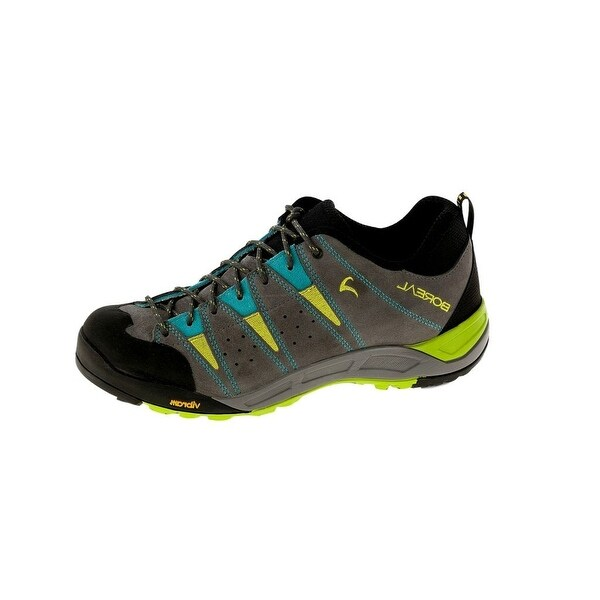 Boreal Climbing Shoes Womens Lightweight Sendai Gris Gray