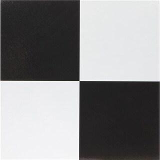 "Hipp Hardware Plus 12"" Checkerboard Tile KD0801 Unit: CASE"