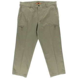 Dockers Mens Canvas Classic Fit Cargo Pants - 42/30