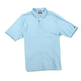 Greg Norman NEW Blue Men's Size XL Luxury Performance Polo Shirt