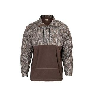 Rocky Outdoor Shirt Mens Waterfowl Fleece Bottomland Camo HW00171