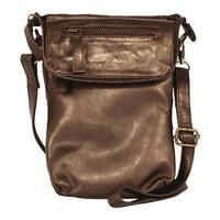 Latico Women's Mina 7618 Metallic Brown Leather - US Women's One Size (Size None)