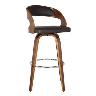 Link to Armen Living Shelly Counter or Bar Height Swivel Barstool (As Is Item) Similar Items in As Is