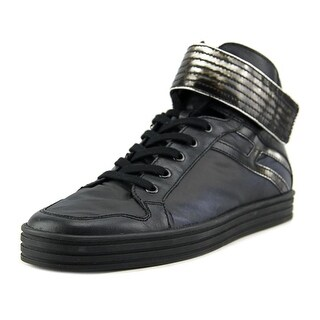 Hogan R141 Nuovo Basket Strap    Synthetic  Fashion Sneakers