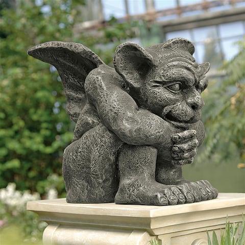 Small Emmett The Gargoyle Statue