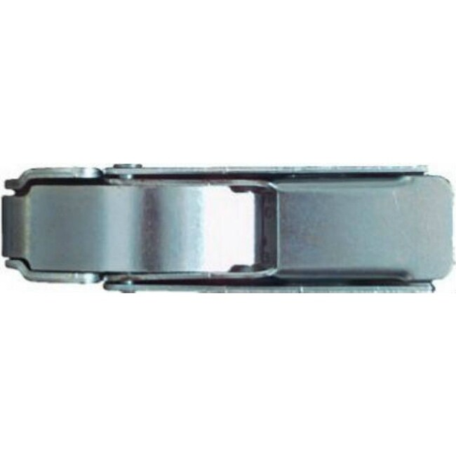National Hardware N208-512 Draw Hasp, 2-3/4, Zinc Plated