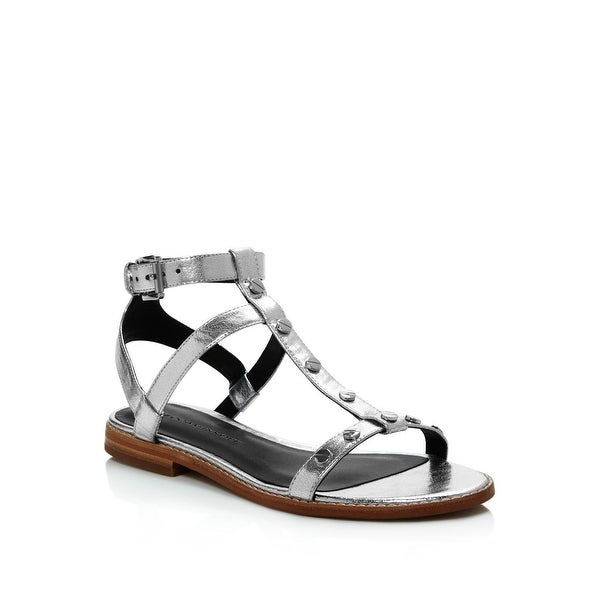 Rebecca Minkoff Womens Sandy Open Toe Bridal Ankle Strap Sandals - 8